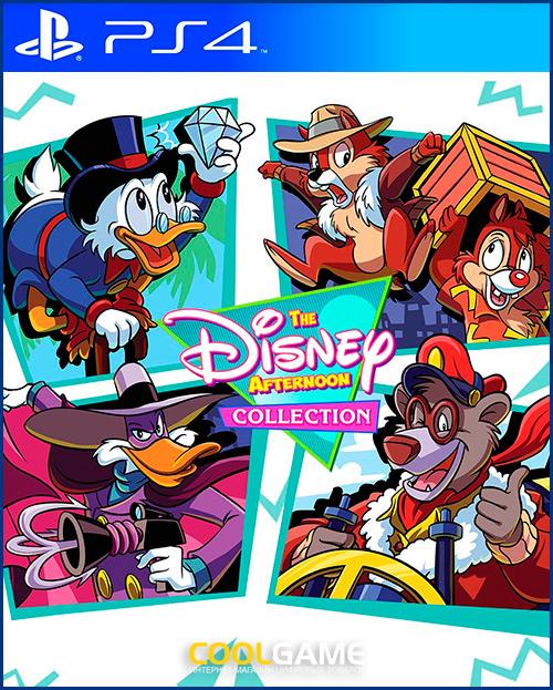The Disney Afternoon Collection Прокат игры 10 дней