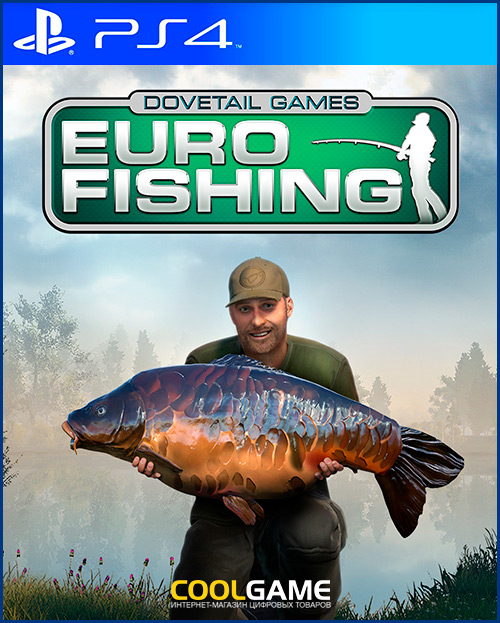 Euro Fishing Прокат игры  10 дней...