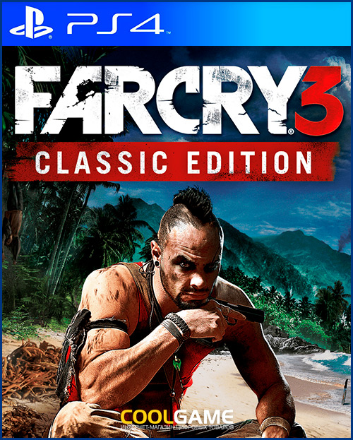 Far Cry 3 Classic Edition Прокат иг...