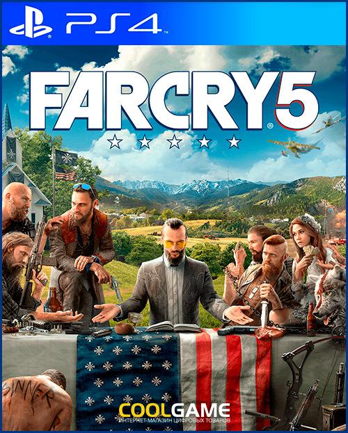 Far Cry 5 Прокат игры 10 дней