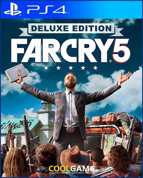 Far Cry 5 Deluxe Edition Прокат игры 10 дней