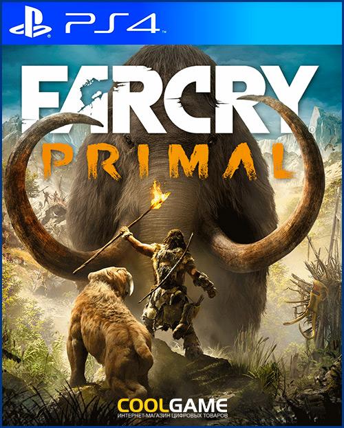 Far Cry Primal Прокат игры 10 дней...