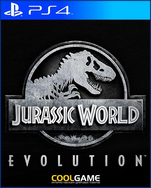 Jurassic World Evolution Прокат игр...