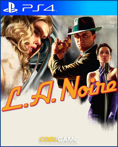 L. A. Noire Прокат игры 10 дней