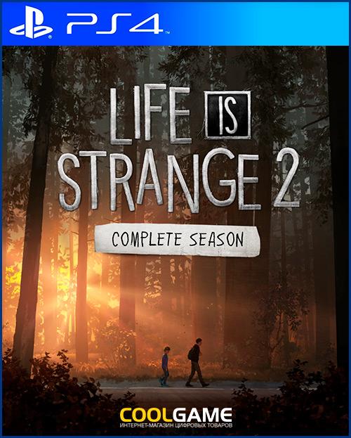 Life is Strange2: полное издание продажа игры