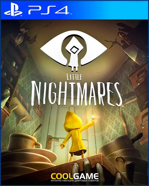 Little Nightmares Прокат игры 10 дней