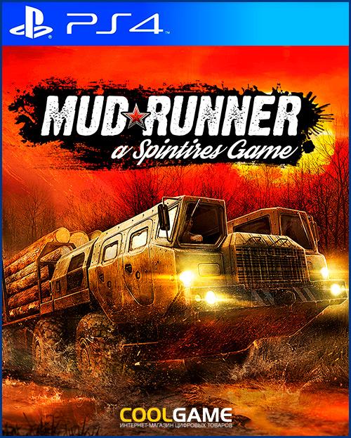 Spintires: MudRunner Прокат игры 10 дней