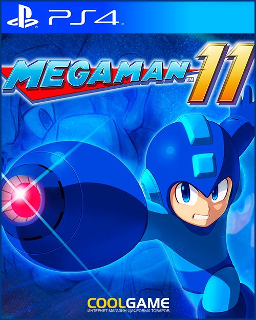 Mega Man 11 Продажа игры