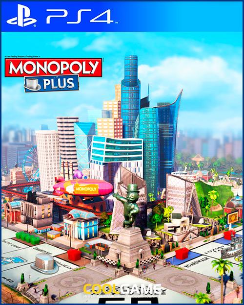 MONOPOLY PLUS Прокат игры 10 дней...