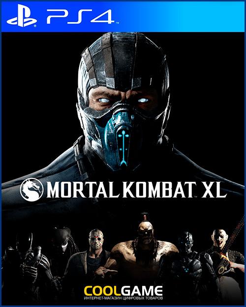 Mortal Kombat XL Прокат игры 10 дней