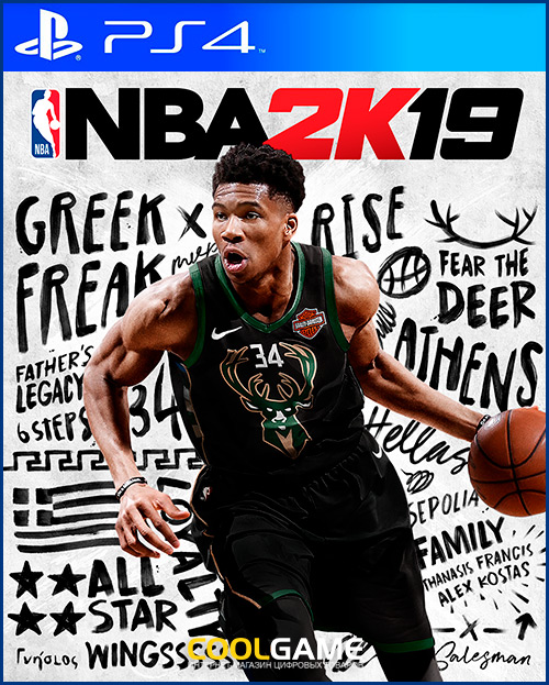 NBA 2K19 Прокат игры 10 дней...