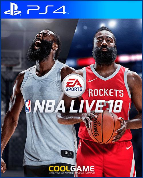 NBA LIVE 18: издание The One Прокат...