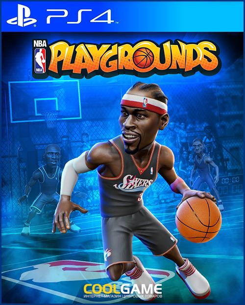 NBA Playgrounds Прокат игры 10 дней...