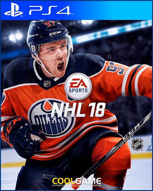 NHL 18 Прокат игры 10 дней...