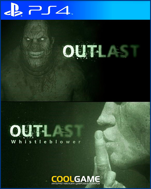 Outlast+ Outlast: Whistleblower Про...