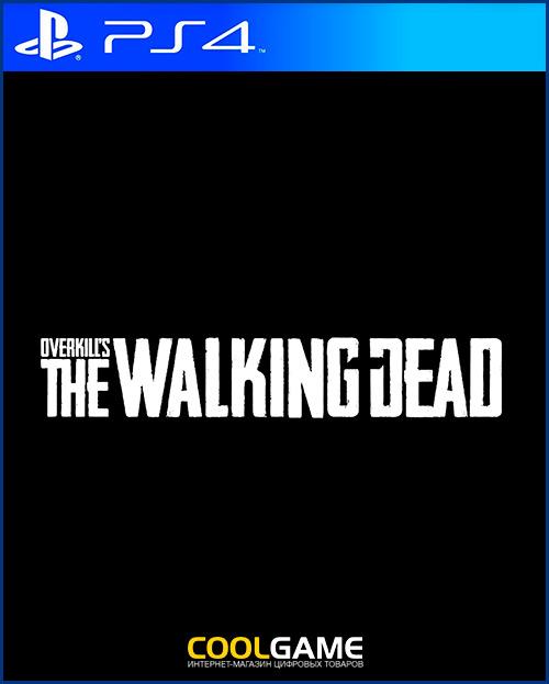 OVERKILL's The Walking Dead продажа игры