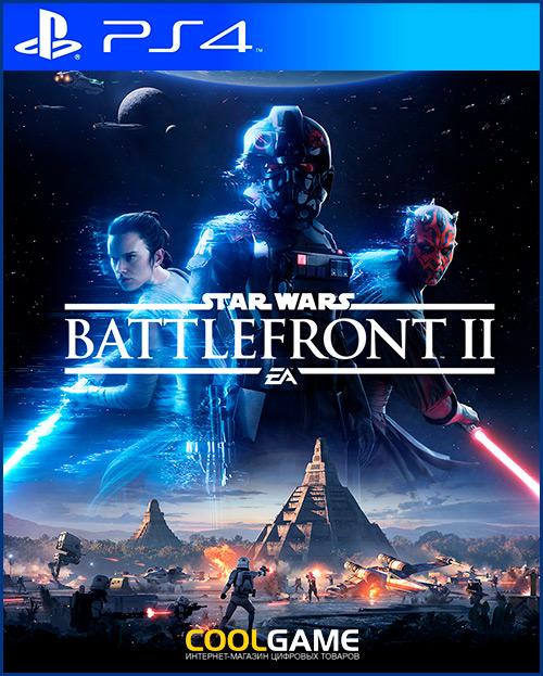 STAR WARS Battlefront II Прокат игр...