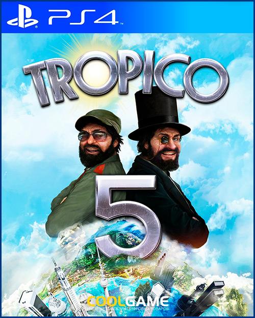 Tropico 5 Прокат игры 10 дней