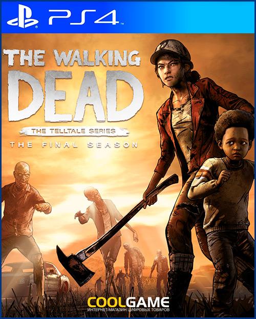 The Walking Dead: Финальный сезон П...