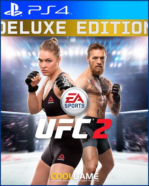 UFC 2 Deluxe Edition Прокат игры 10...