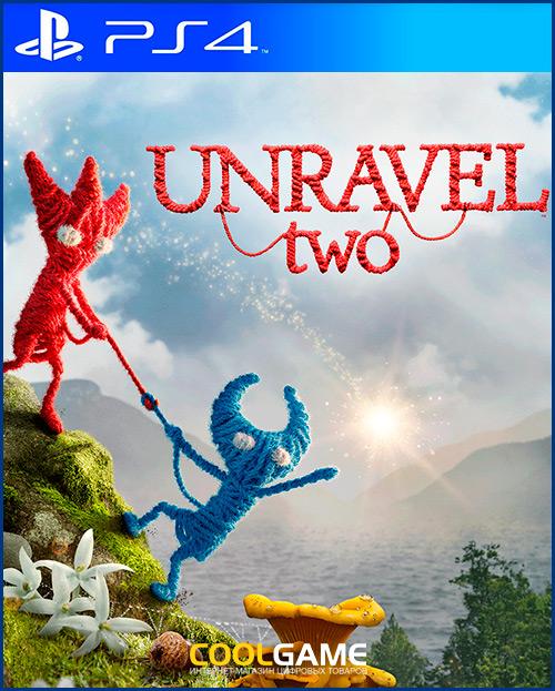 Unravel Two Прокат игры 10 дней...