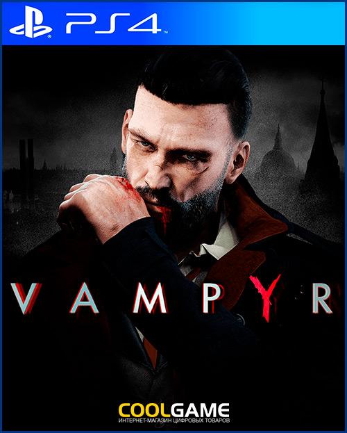 Vampyr Прокат игры 10 дней...