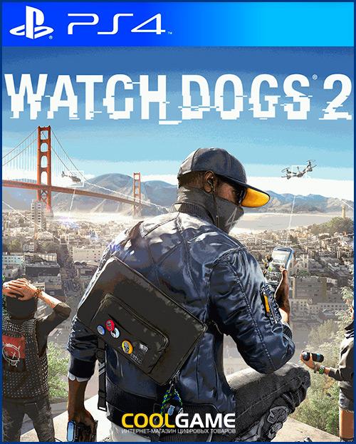 Watch Dogs 2 Прокат игры 10 дней