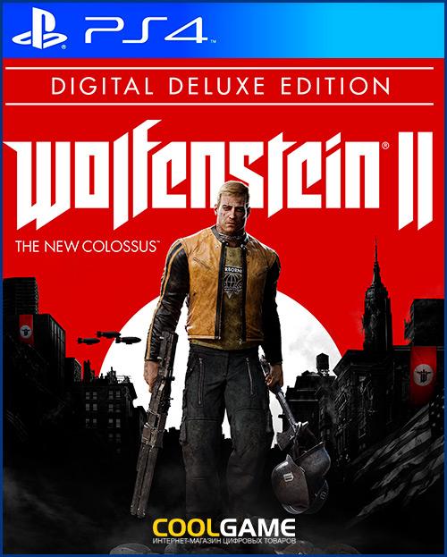 Wolfenstein II: The New Colossus De...