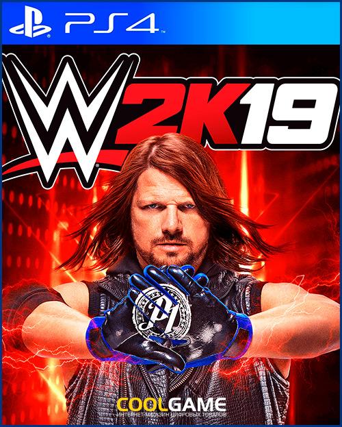 WWE 2K19 Продажа игры