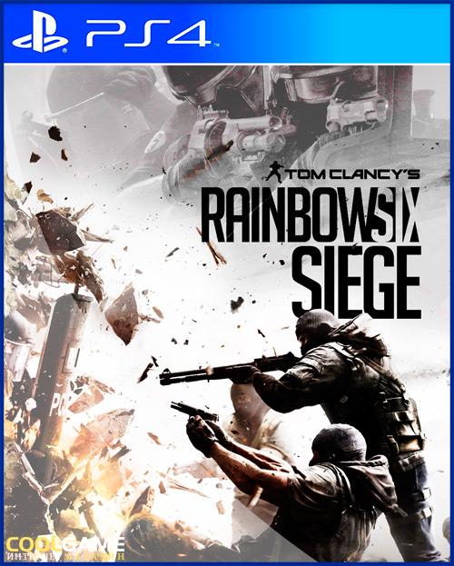 [PS4]TOM CLANCYS RAINBOW SIX SIEGE
