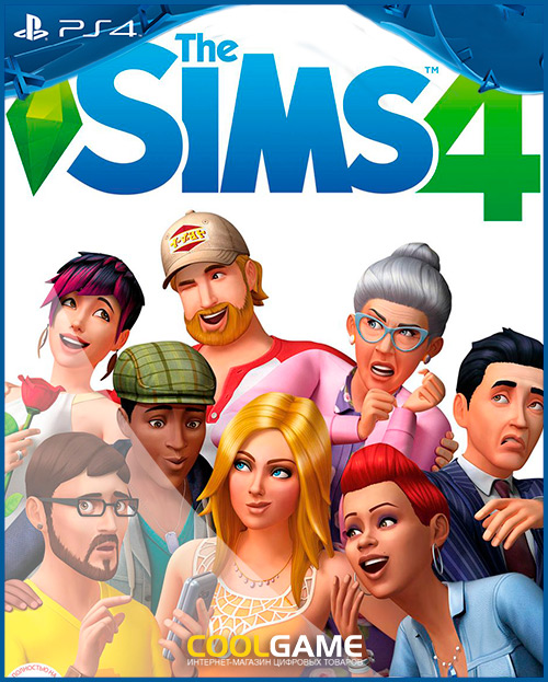 [PS4]The Sims 4