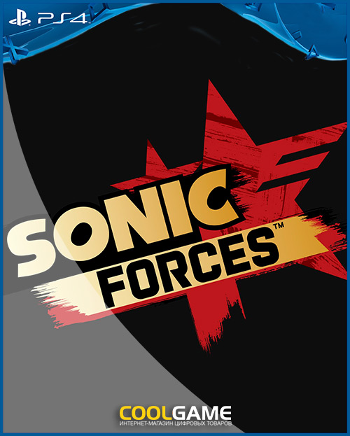[PS4]SONIC FORCES