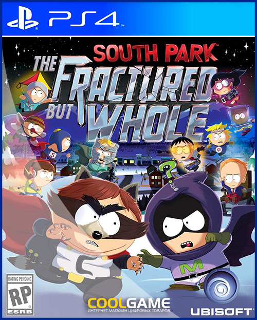 [PS4]South Park: The Fractured but Whole