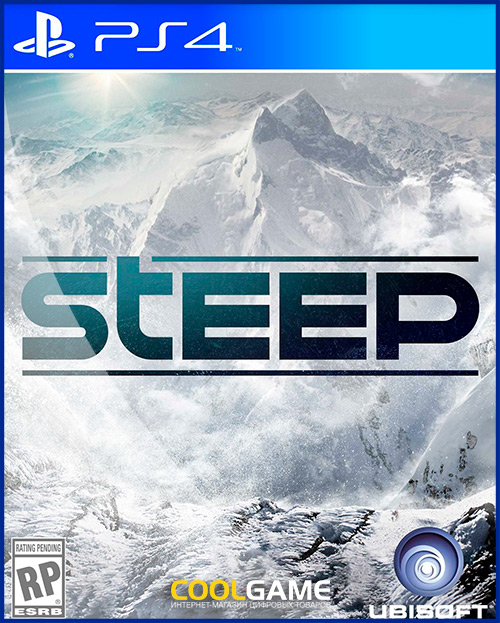 [PS4]STEEP