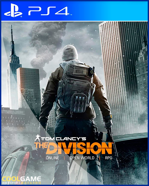 [PS4]TOM CLANCY'S THE DIVISION