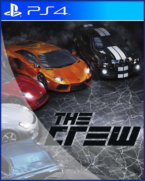[PS4]The Crew