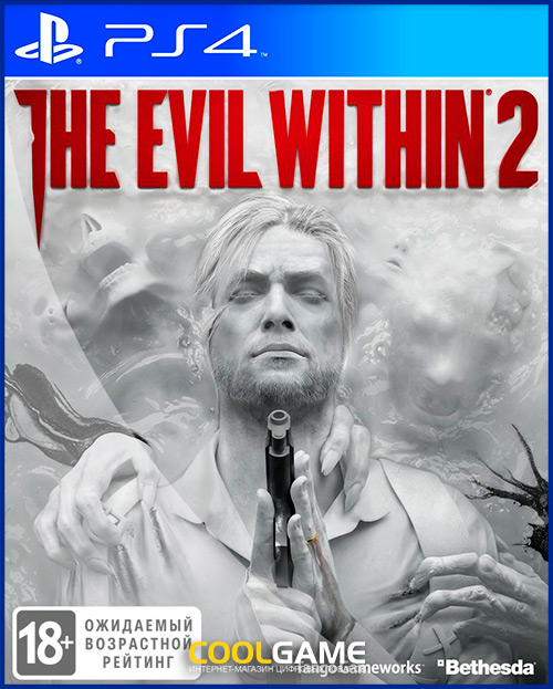 [PS4]The Evil Within 2