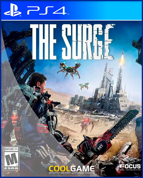 [PS4]The Surge