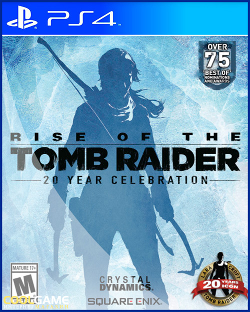 [PS4]Rise of the Tomb Raider: 20 Ye...