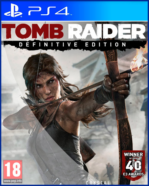 [PS4]Tomb Raider: Definitive Edition