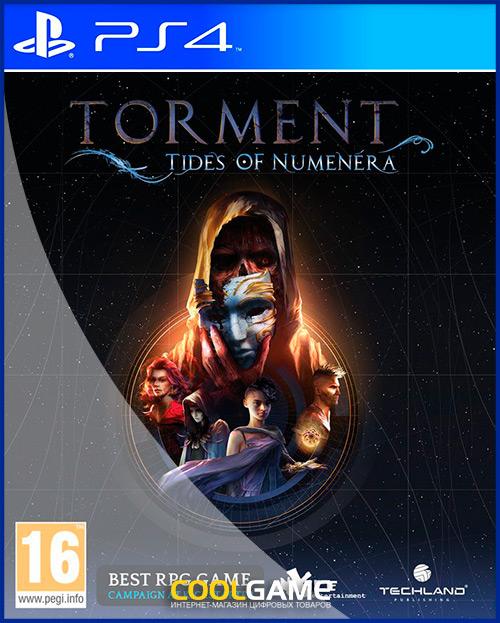 [PS4]Torment: Tides of Numenera