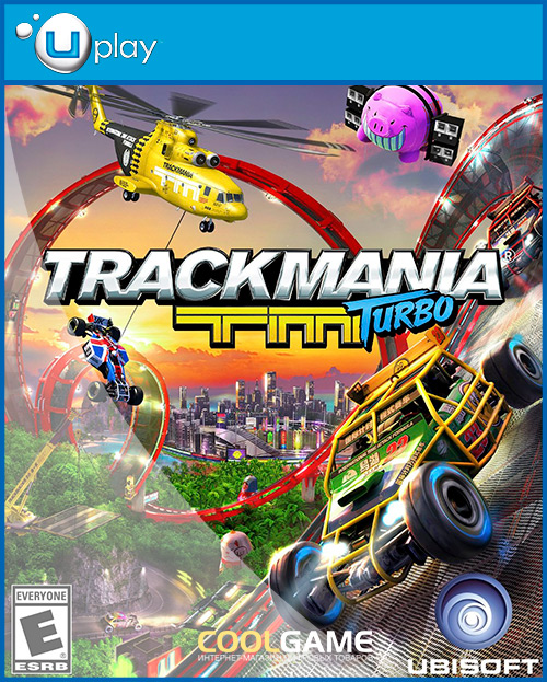 [UPLAY]Trackmania turbo
