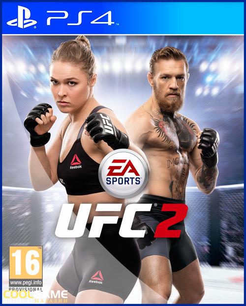 [PS4]UFC 2