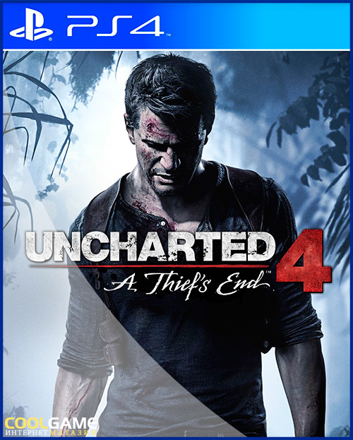 [PS4]UNCHARTED 4: Путь вора