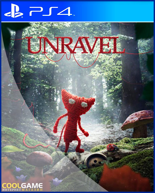 [PS4]Unravel
