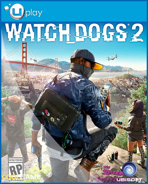 [UPLAY]WATCH_DOGS® 2