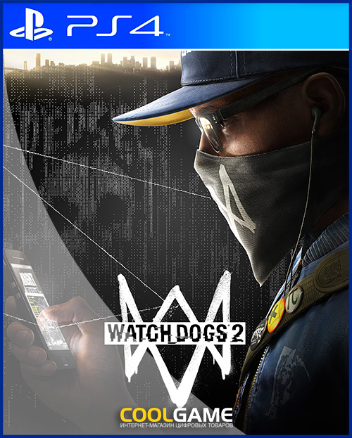 [PS4]Watch Dogs 2