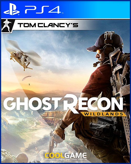 Tom Clancys Ghost Recon Wildlands -...