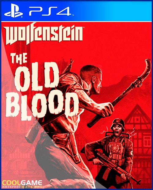 [PS4]Wolfenstein: The Old Blood
