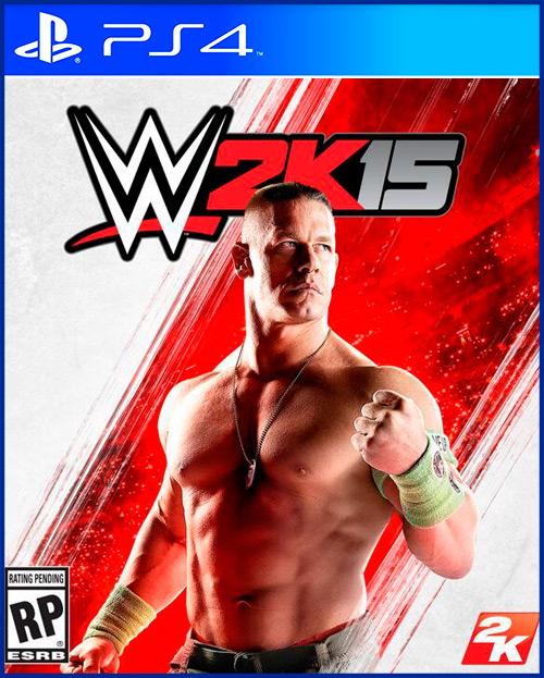 [PS4]WWE 2K15